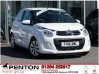 Citroen C1 1.2 PureTech Feel 5dr - 1.2 82hp - 5 DOOR - £ZeroTAX 2016