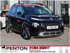 Citroen C3 Aircross 1.2 PureTech Flair 5dr - SAT NAV - ORANGE ROOF!