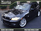 2011 BLACK ON TAN M SPORT X DRIVE NAV PANO ROOF LOADED MUST SEE BMW 3 Series