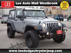 2015 Jeep Wrangler Silver, 28K miles
