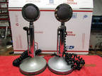 Lot Two Astatic D-104 Cb or Ham Radioes