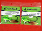 FISH HEAD Fish Head Spin (3/8oz)(1ea/2ttl) #1100606 CITRUS