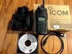 i Com VHF Transceiver IC-F70DT Digital & Analog