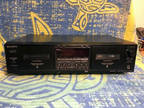 Sony TC-WE675 Professional Stereo Dual Cassette 1 owner