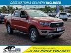 2019 Ford Ranger Red, 37 miles
