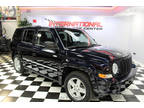 2010 Deep Water Blue Pearl Jeep Patriot
