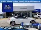 2012 Hyundai Genesis Coupe White, 120K miles
