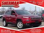 2014 Jeep Cherokee Red, 53K miles