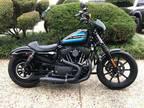 2019 Harley-Davidson® XL1200NS Iron 1200™