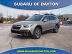 2020 Subaru Outback Tan