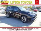 2020 Toyota Highlander Brown