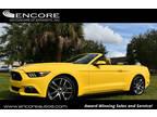 2017 Triple Yellow Tri-Coat Ford Mustang