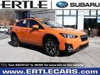 2019 Subaru Crosstrek Orange, 3K miles
