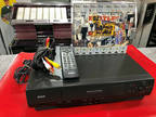 RCA VHS Hi-Fi Stereo 4 Head VCR W/Remote/Cables/Beatles VHS