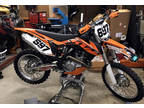2014 Ktm 450 Sx-F Factory Edition Sx-F Factory Edition