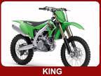 2020 Kawasaki KX450 450