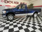 2007 Dodge Ram 1500 Blue, 85K miles