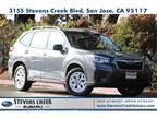 2020 Subaru Forester Gray, new