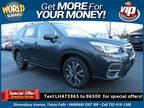2020 Subaru Forester Gray, 10 miles