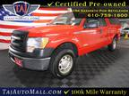 2014 Ford F-150 4WD SuperCab 163 in XL