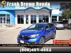 2020 Honda CR-V Blue, 10 miles