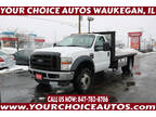 2008 White Ford F-450 Super Duty