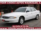 1997 White Buick Skylark