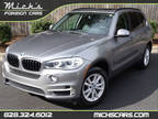 2014 Space Gray Metallic on Black Super Clean Great Miles Must See Bmw X5