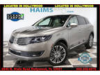 2017 Palladium White Gold Metallic Lincoln MKX