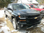2016 Chevrolet Silverado 1500 Black, 101K miles