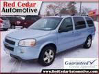 2007 Chevrolet Uplander Blue, 160K miles