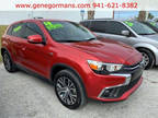 Used 2018 MITSUBISHI OUTLANDER SPORT For Sale