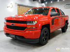 2017 Red Hot Chevrolet Silverado 1500