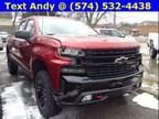 2020 Chevrolet Silverado 1500 Red