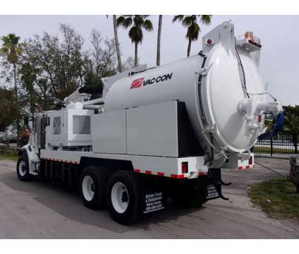 2005 Sterling L7500 Vac-con VACUUM/JETTER COMBO is a 2005 Thunder Mountain Sterling Other Commercial Truck in Miami FL