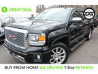 2015 Black GMC Sierra 1500
