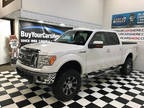 Used 2010 FORD F150 SUPERCREW 4WD For Sale