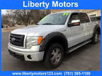 2009 Ford F-150 FX4 Super Crew 5.5-ft. Bed 4WD CREW CAB PICKUP 4-DR