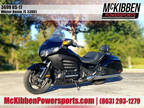 2013 Honda Gold Wing F6B Deluxe F6B DELUXE