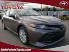 2020 Gray Toyota Camry