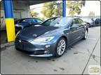 2018 GRAY Tesla Model S