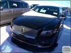 2019 BLACK Lincoln Continental