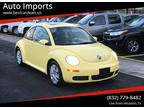 2009 Volkswagen New Beetle Base 2dr Coupe 6A