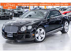 2012 Black Bentley Continental GT