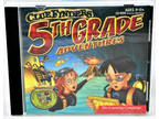The Clue Finders 5th Grade Adventures CD Rom Windows 95 Mac