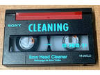 Sony Head Cleaning Cassette Fo