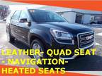2017 GMC Acadia Limited Black, 42K miles