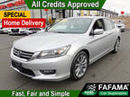 2014 Alabaster Silver Metallic Honda Accord Sedan