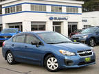 2014 Subaru Impreza Sedan 2.0i BASE MODEL AWD / AUTOMATIC