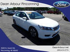 2014 White Orchid Pearl Honda Accord Sedan